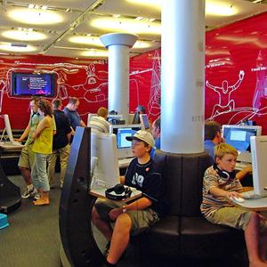 Интернет-кафе Донецка