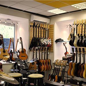 Музыкальные магазины Донецка