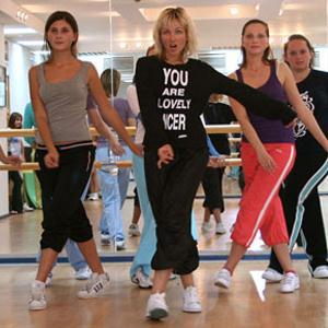 Школы танцев Донецка