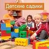 Детские сады в Донецке