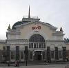 Железнодорожные вокзалы в Донецке