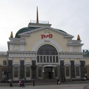 Железнодорожные вокзалы Донецка